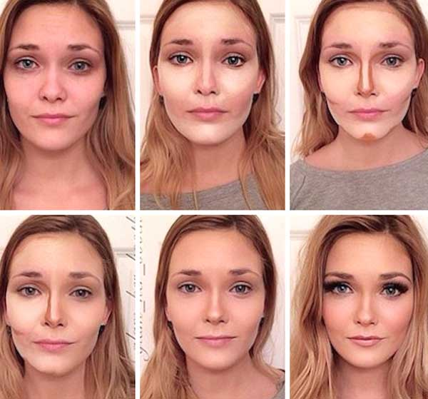adelgazar la cara
